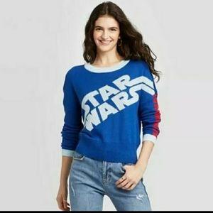 NWT Star Wars Sweater